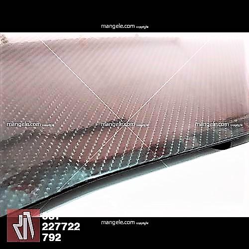 carbon sticker mobil bandung