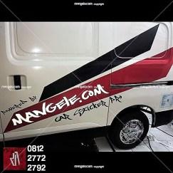 stiker cutting mobil granmax terbaik di bandung