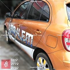 mangele stiker mobil branding terbaik di bandung