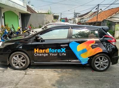 branding stiker mobil bandung | mangele stiker 081227722792 | yaris hard forex