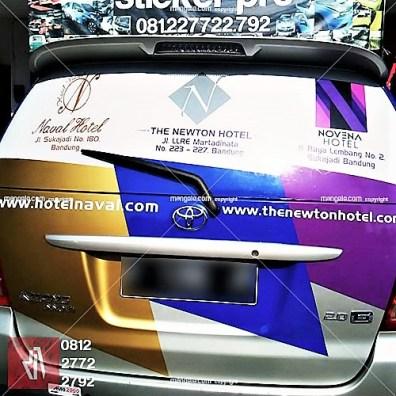 stiker mobil branding terbaik di bandung