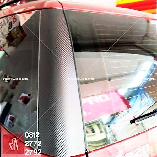 tempat stiker carbon mobil terbaik di bandung | mangele 081227722792