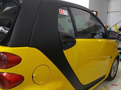 wrapping stiker mobil terbaik di bandung | mangele stiker | 081227722792