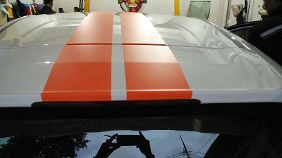 cutting stiker mobil | striping brio minimalis di bandung | mangele stiker 081227722792