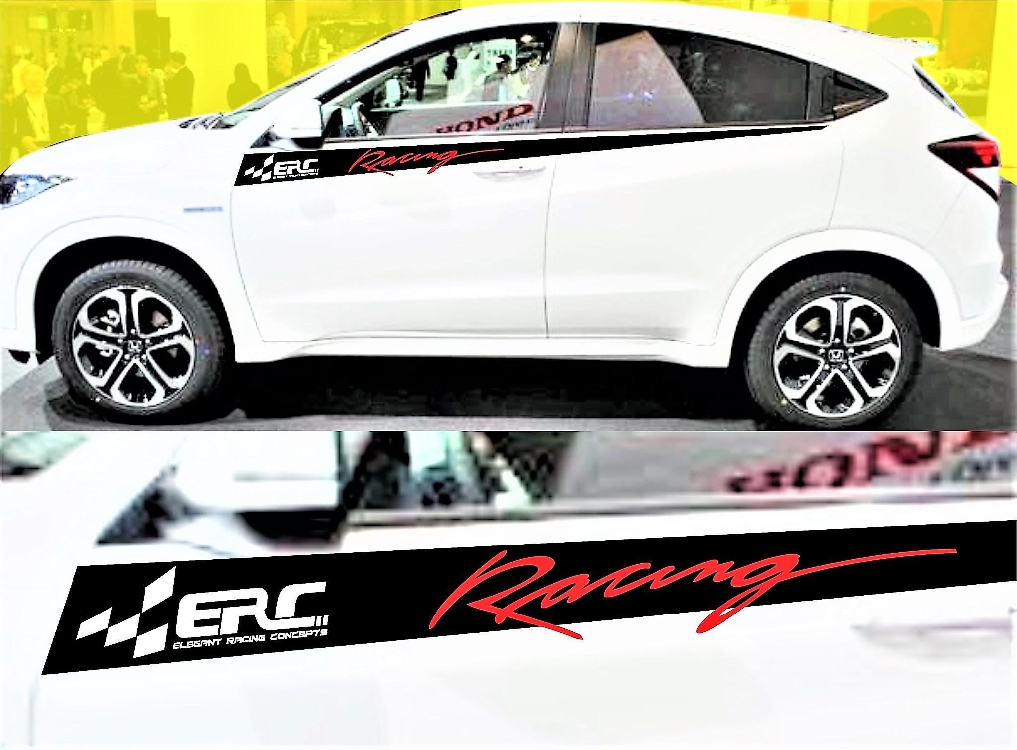 cutting stiker mobil | ERC concept cutting mobil di Bandung | mangele stiker 081227722792