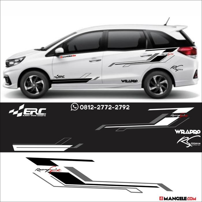 stiker cutting mobil | Cutting BRV Mobilio custom | mangele stiker 081227722792