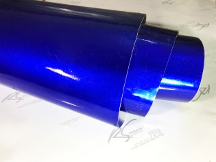 BCG-03 blue chrome metallic gloss rs premium