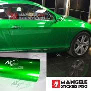 GCG-05 green chrome metallic gloss rs premium