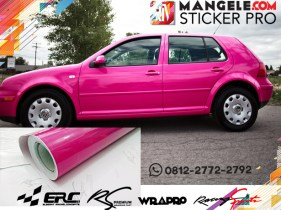 PSG-06 Pink Hot Super Gloss RS Premium Wrapping