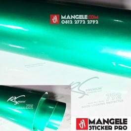 TCG-04 turqouise chrome metallic gloss rs premium