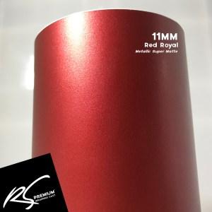 11MM Red Royal Metallic Super Matte