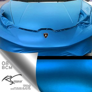 BCM-08 Sky Blue chrome metallic matte