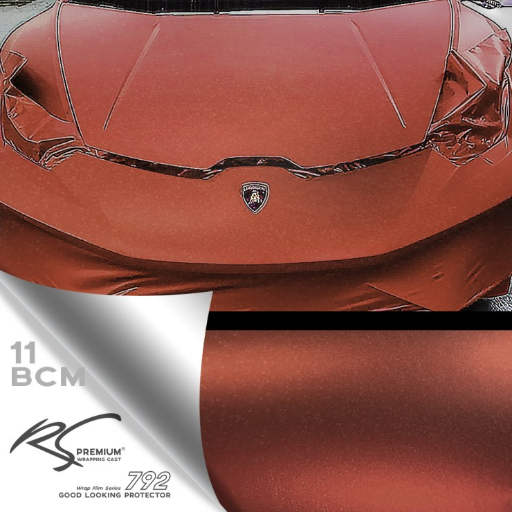 BCM-11 Brown chrome metallic matte copy copy