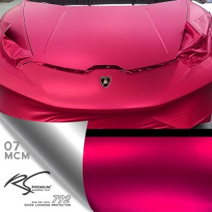 MCM-07 Magenta chrome metallic matte