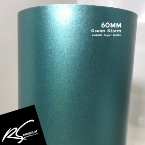 60MM Ocean Storm Metallic Super Matte