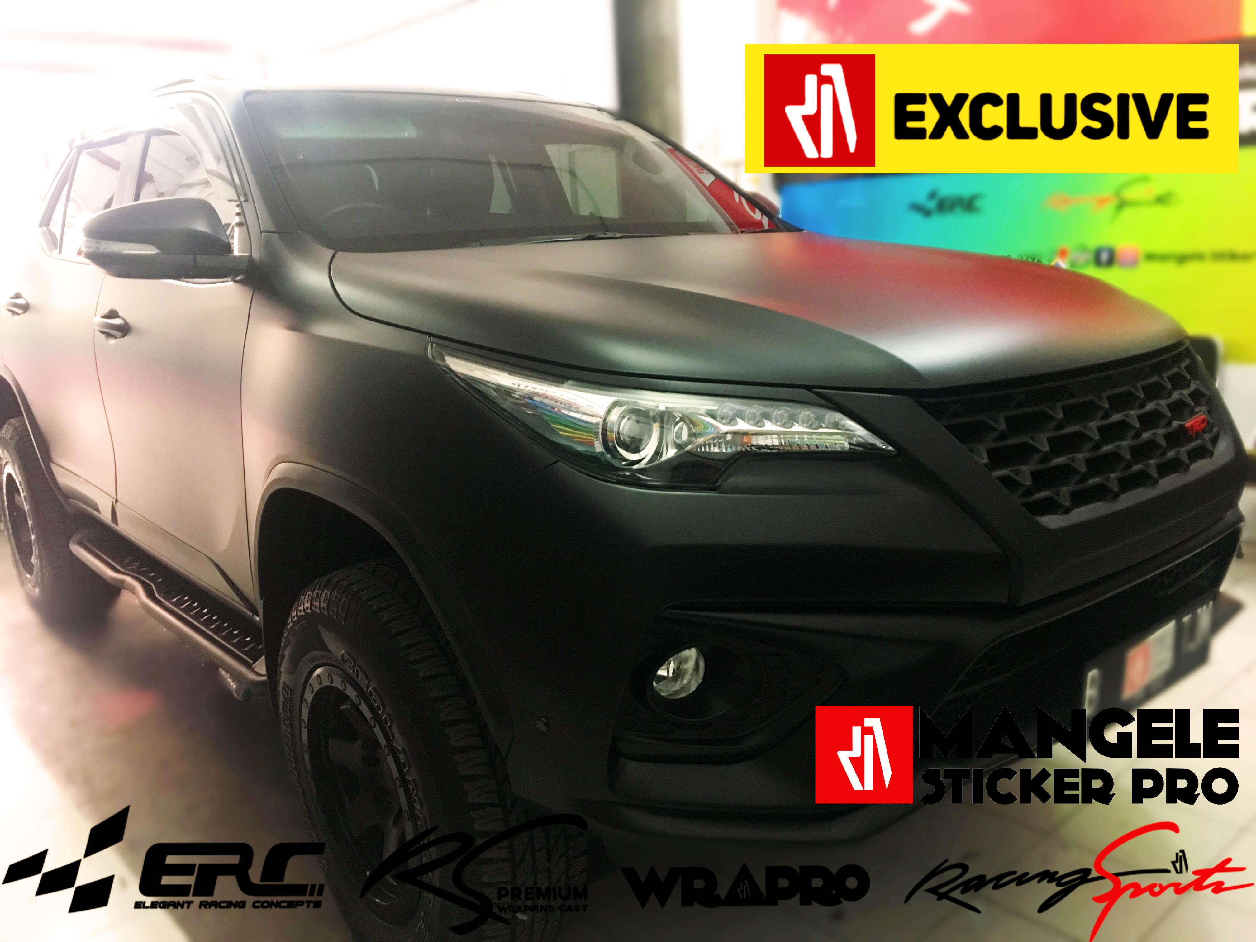 Keren Maksimal Dengan RS Premium Stiker Mobil Premium Mangele Bandung