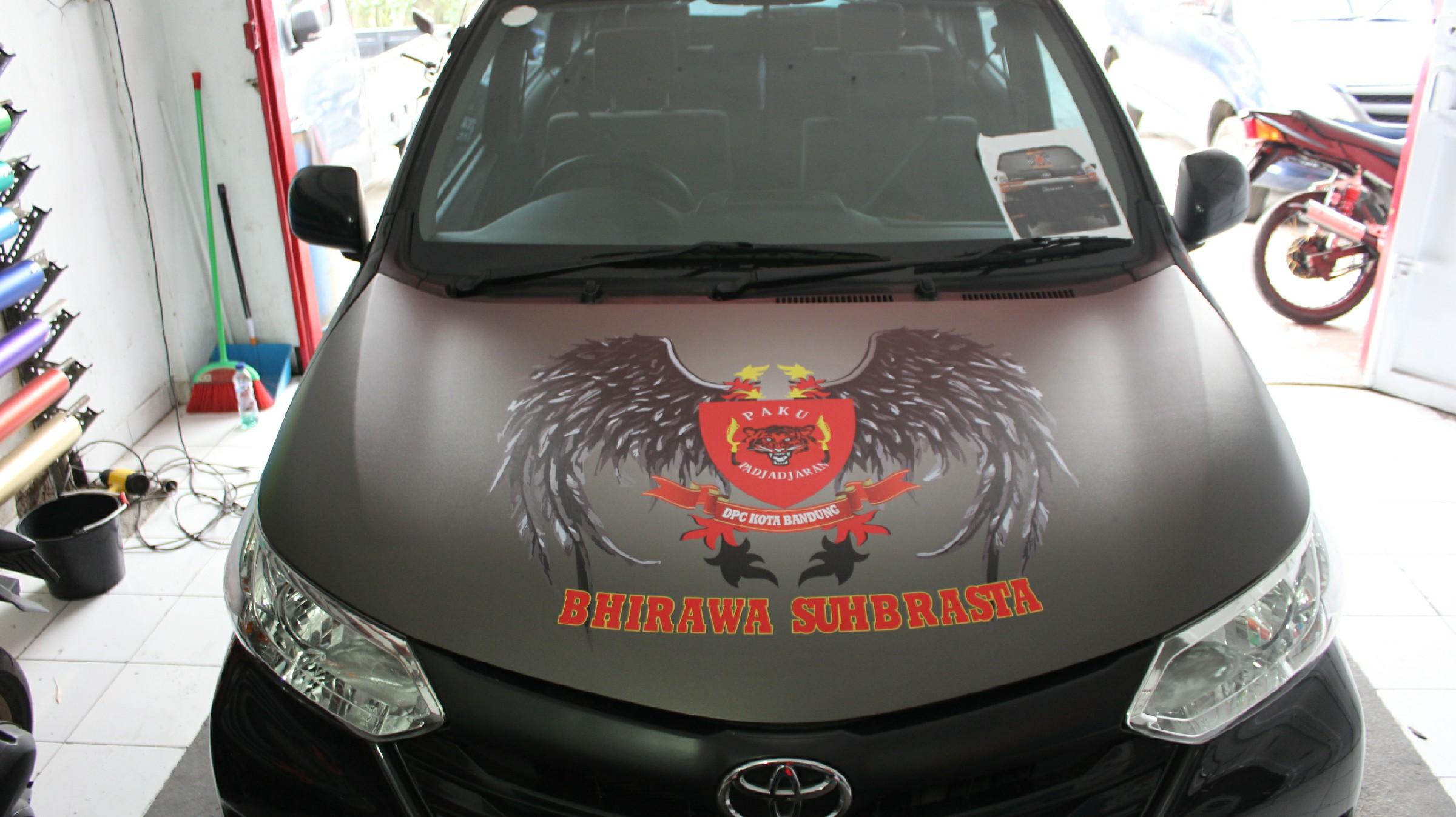 branding stiker mobil | avanza satria balapati| mangele stiker 081227722792