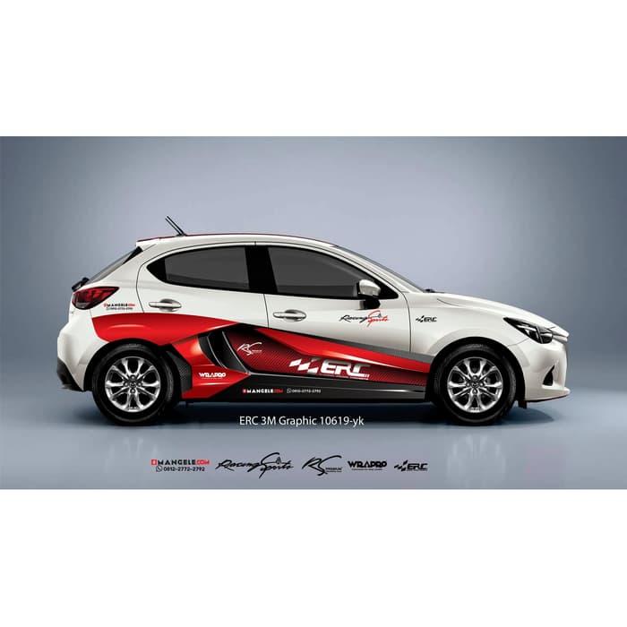 Stiker Mobil Keren Premium Wrapping Bandung Mangele