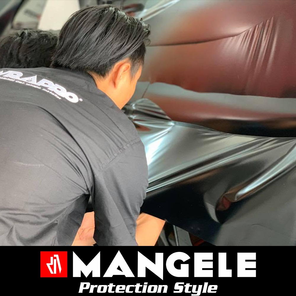 Pasang Stiker Mobil Bandung