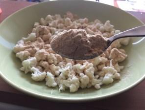 popcorn chou fleur
