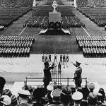 Le plus grand rassemblement nazi - Octobre 1938