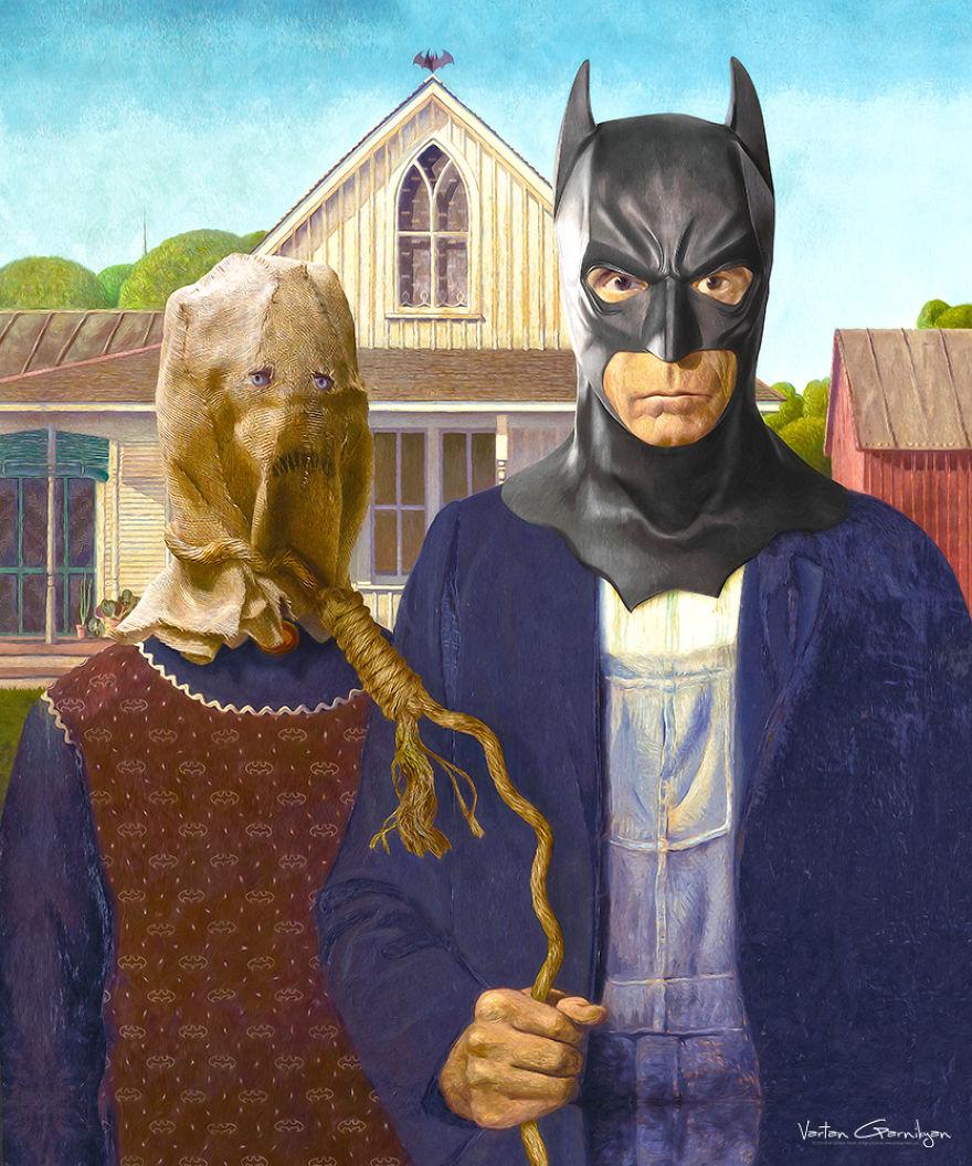 American Gotham
