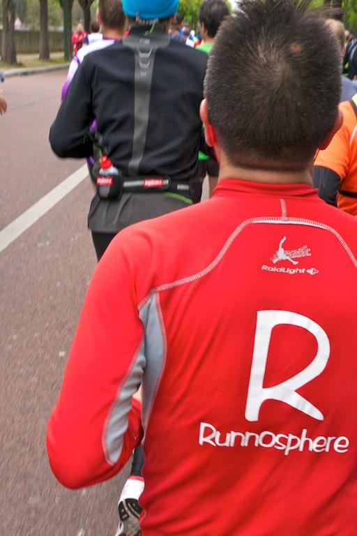 Giao Running - Marathon de Paris 2013