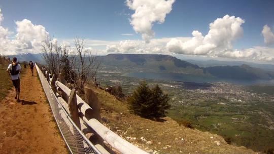 Trail Nivolet Revard 2012 – Compte Rendu