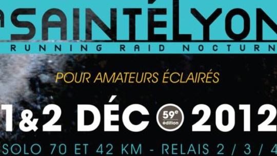 SaintéLyon 2011 – compte rendu…