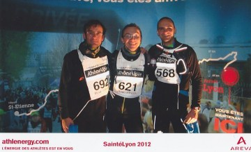 saintélyon 2012 : les finishers