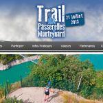 Trail des passerelles : récit et résultat