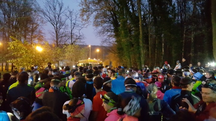 Départ Vertrail by Night 2015