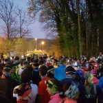 Vertrail by night 2015