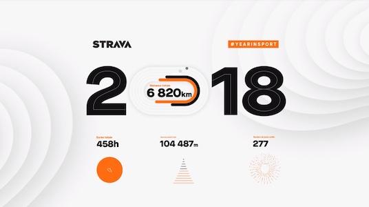 strava year in sport 2018