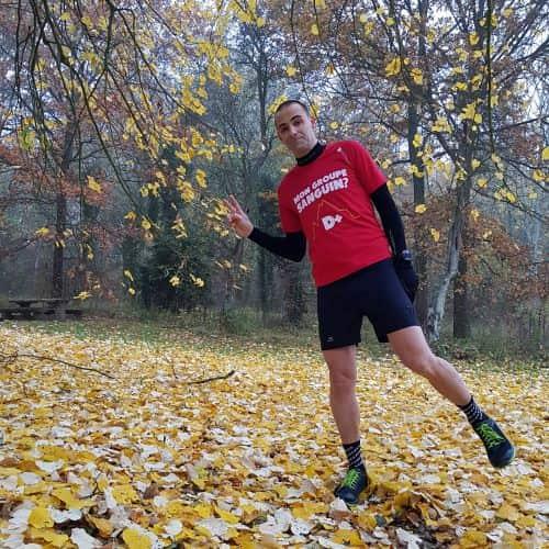 mangeur de cailloux : trai -marathon blog running