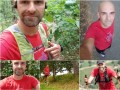 testing tee-shirt : Brubeck running air pro