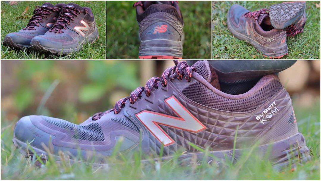 chaussure trail new balance summit