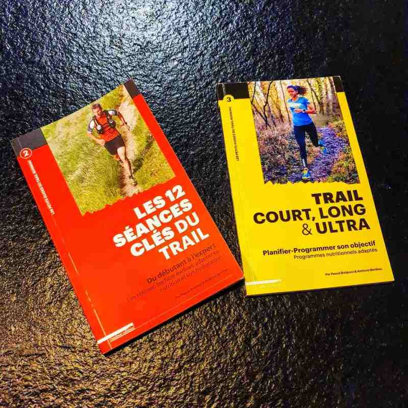 Les petits guides du trail running