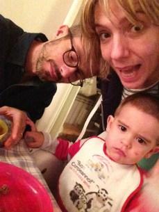 Marta, Luigi & Leone