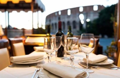 ristoranti per feste a roma