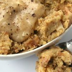 Crockpot Chicken and Dressing