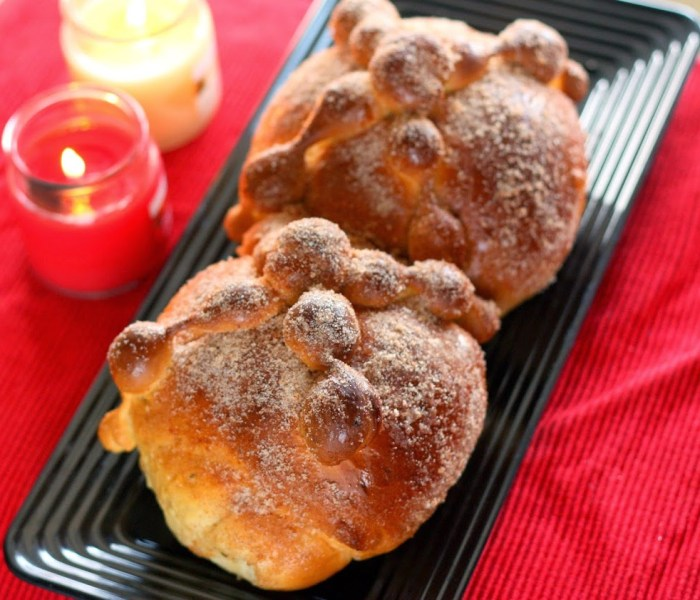 Pan de muerto Revisited