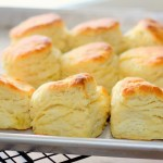 Fluffy, Southern Buttermilk Biscuits