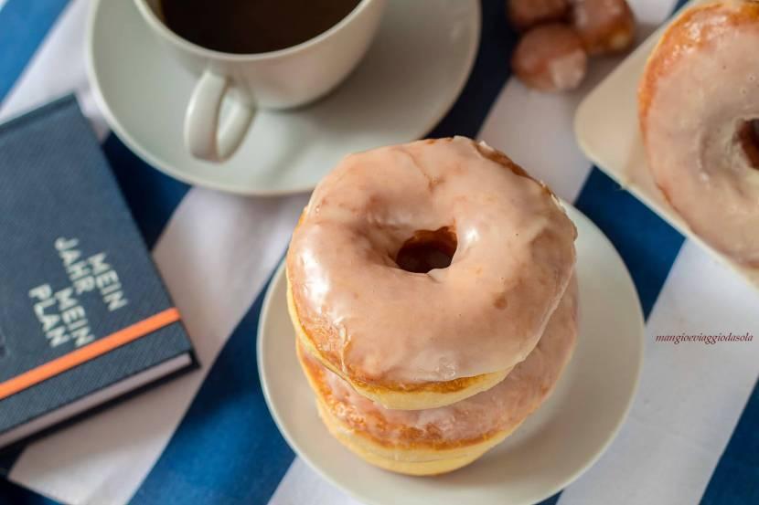 Krispy Kreme Copycat Doughnuts