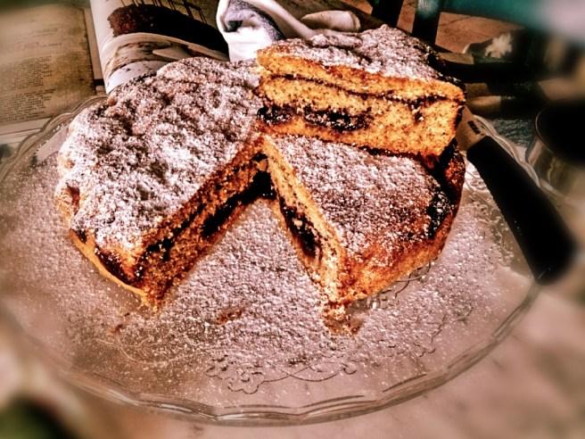 Suave tarta Marina Braito libre de gluten