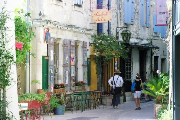 il cuore della provenza Saint Rémy de Provence