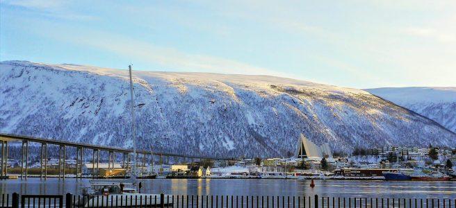arrivo in Norvegia