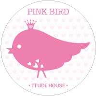 Pink Bird New logo