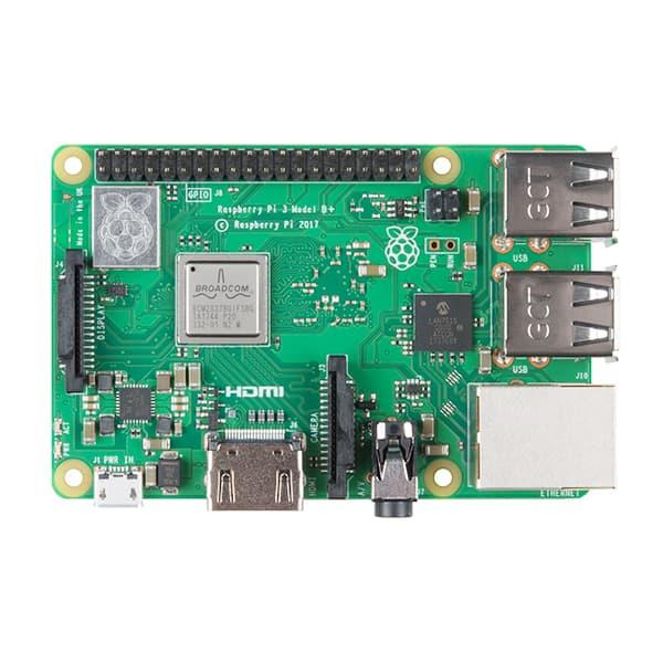 raspberry pi dashboard app