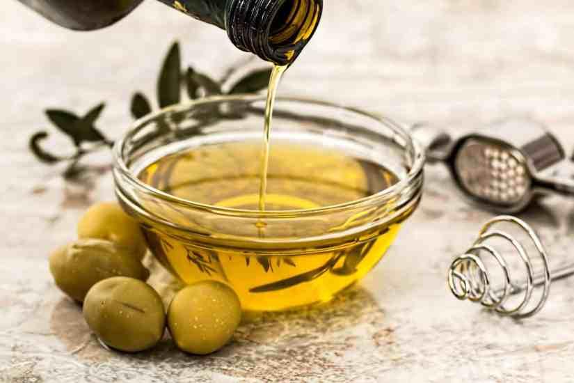 Garlic & Olive Oil Mask
